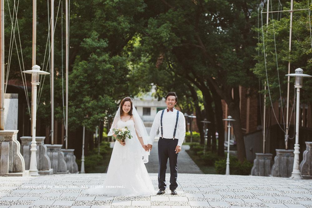 [KokaiWedding] 記下回憶的美好時刻,我們的自然系婚紗攝影—Purefoto