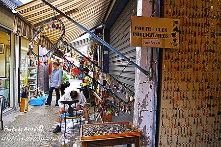 [巴黎]2011.7.17 巴黎最大的聖圖安跳蚤市場