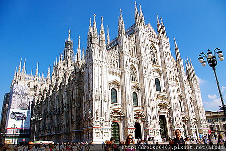 [義大利]2011.7.5 時尚之都也是怪人之都—米蘭