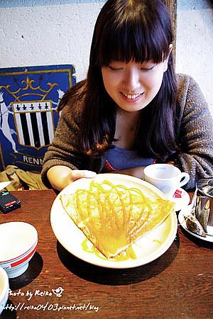 [巴黎]2011.7.21 正港的布列塔尼可麗餅