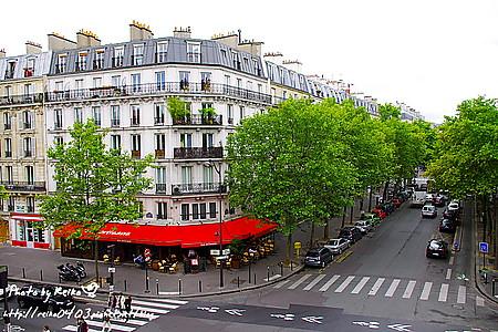 [巴黎]2011.7.21 空中的綠蔭步道