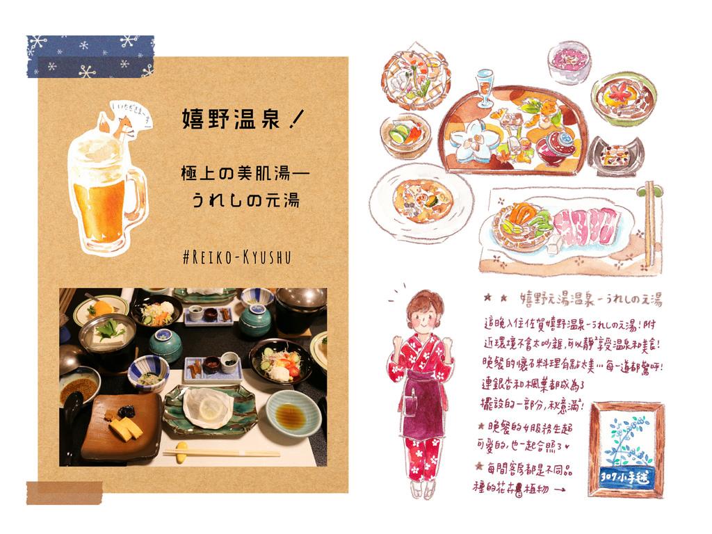 [九州] 佐賀溫泉推薦—日本三大美肌溫泉,うれしの元湯!