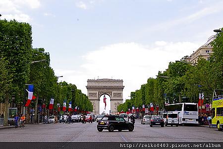 [巴黎]2011.7.11 Bonjour!花都巴黎Paris!
