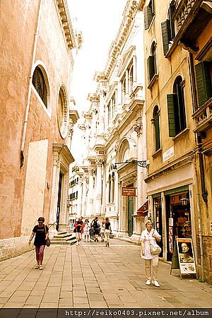 [義大利]2011.7.1 威尼斯本島漫步