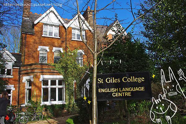 [倫敦] St.Giles Highgate藝術英語遊學課程,心得小分享!