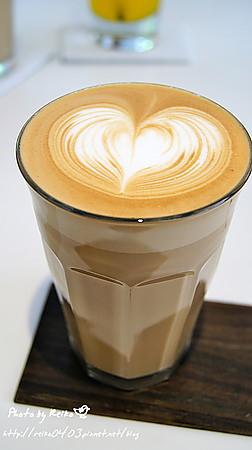 咖啡廳日記│台中,The FATCORY/mojocoffee