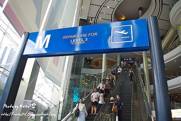 [泰國-曼谷] 邊逛街邊環遊世界,Terminal 21百貨公司(上)