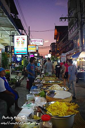 [泰國-蘇梅島] 多到吃不完的夜市小吃—Fisherman's Village