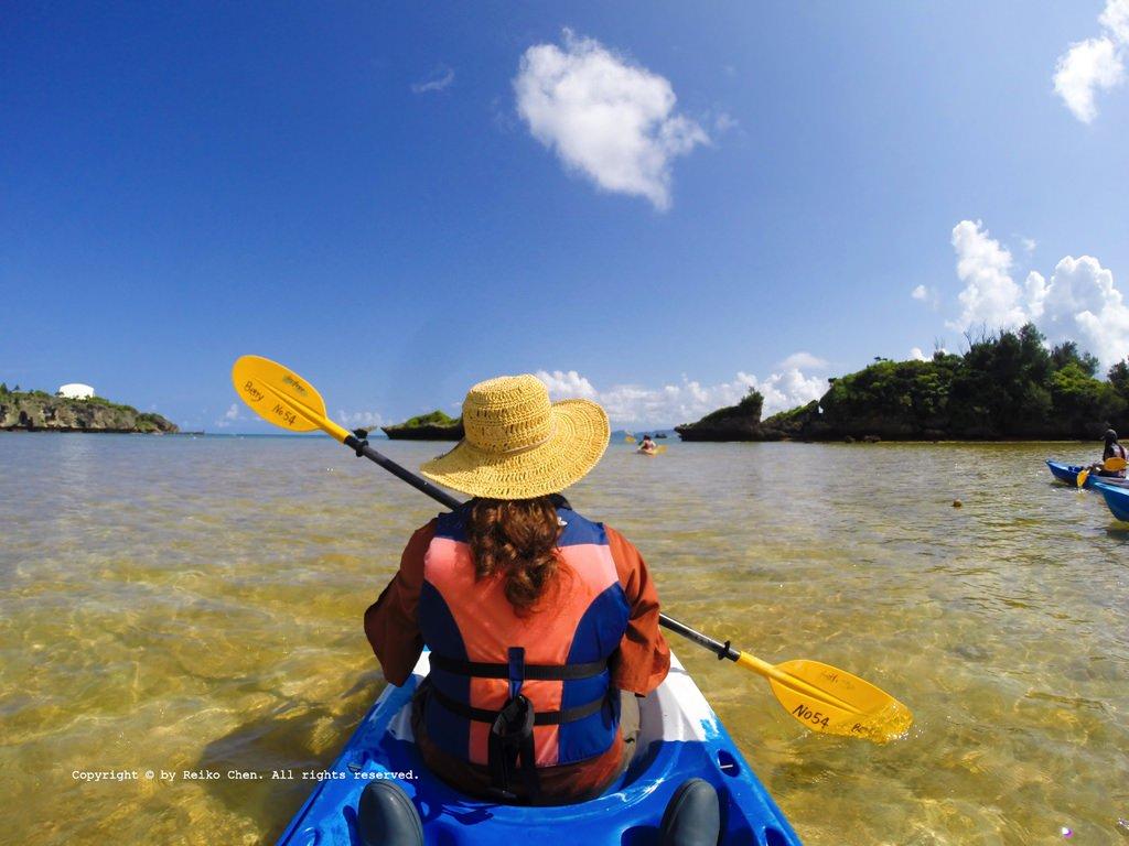 [沖繩] 前進海洋探索,獨木舟冒險之旅!