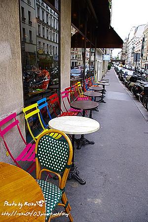 [巴黎]2011.7.20 窮學生的好去處—穆夫塔爾街Rue Mouffetard