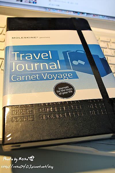 陪我在歐洲闖蕩40天的旅遊日記本,Moleskine!